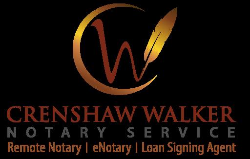 CrenshawWalker Notary, LLC